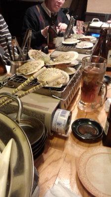 連日の新年会で津田沼までやってきました!1