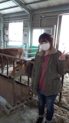 「成田ゆめ牧場」寒くて半日で撤収してきました。1
