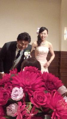 結婚おめでとう!1