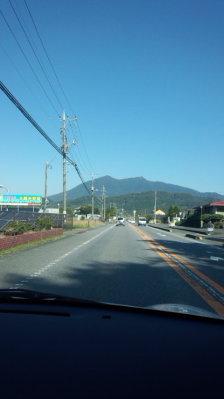 晴天をねらって「筑波山」へ!1